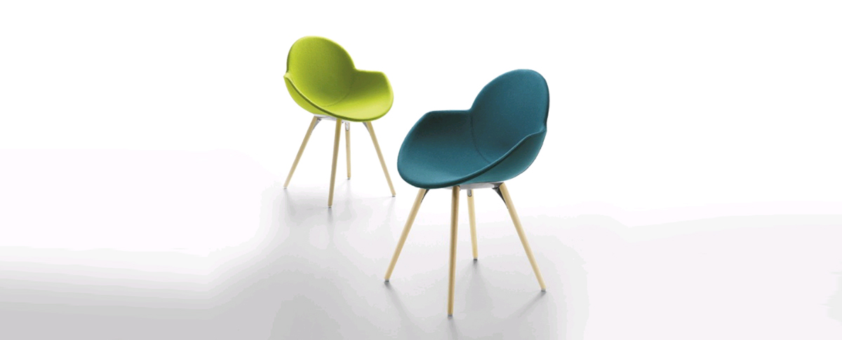 Chaise COOKIE WOODEN