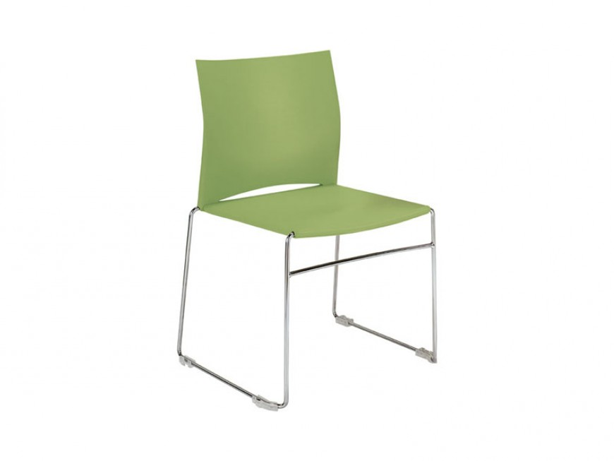 Lot de 2 chaises, Feely, L560xP520xH440