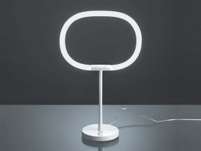 Lampe de table HALO en polycarbonate