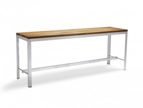 Table extra haute EXTEMPORE, L270xp70xH105