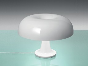 Lampe de table NESSINO en polycarbonate