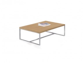 Table basse rectangulaire, Sushi, L1100xP700xH320